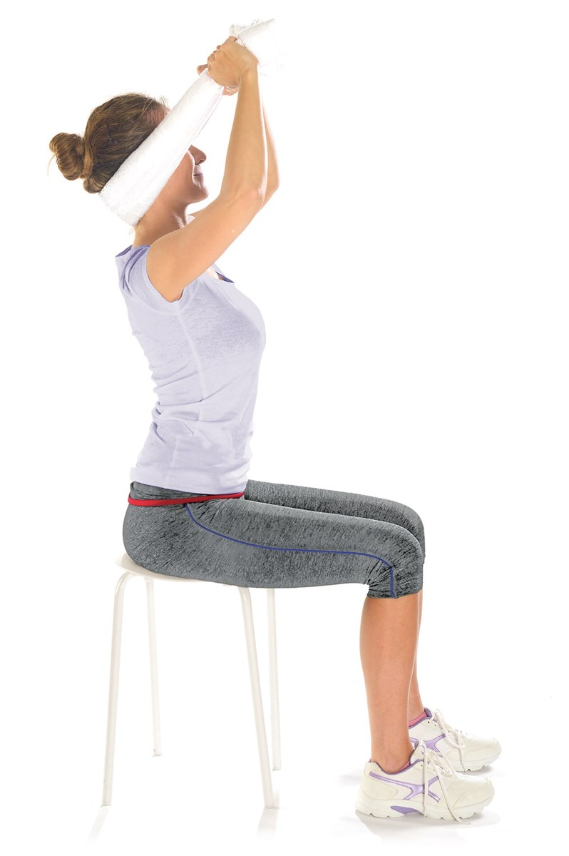 5 ejercicios eficaces para aliviar el dolor de las cervicales ddc6087f95c3