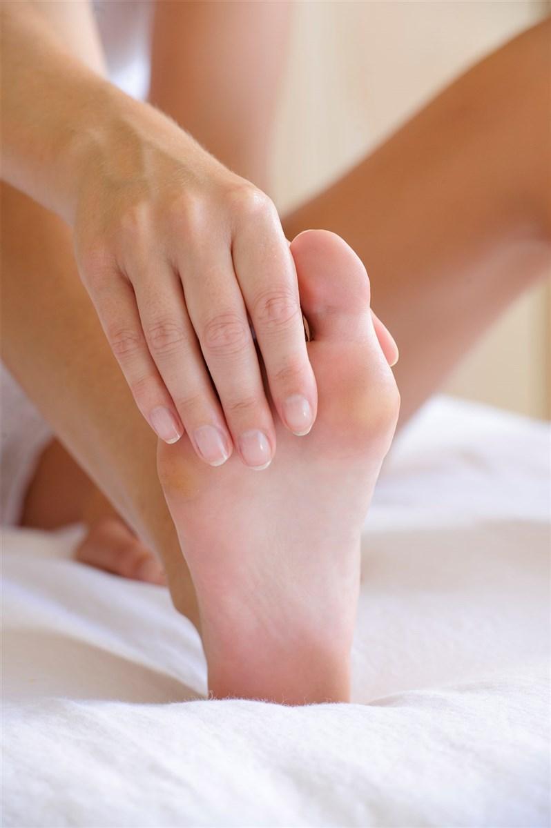Por tacones dolor como el curar pies de