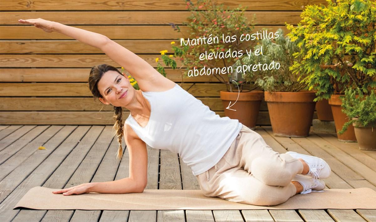 Abdomen cintura rapidamente reducir y como
