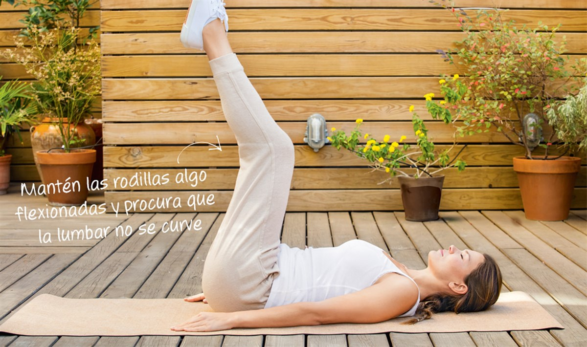 Que ejercicios hacer para adelgazar piernas y barriga