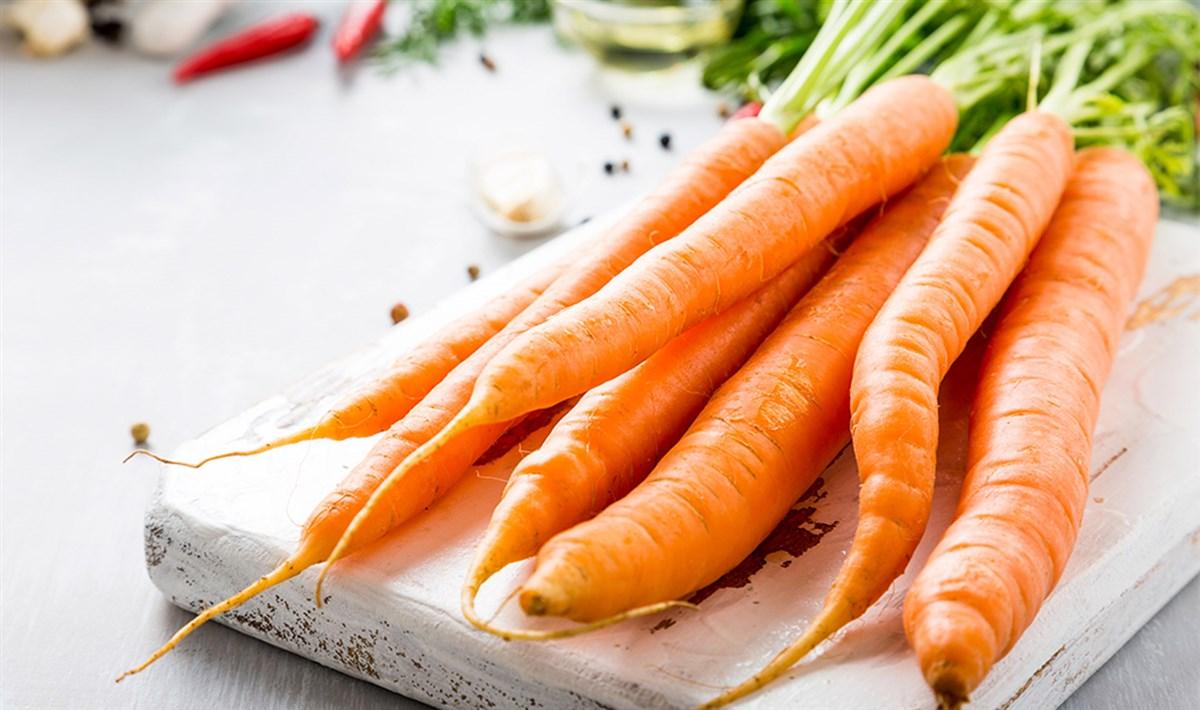 zanahorias. Zanahoria
