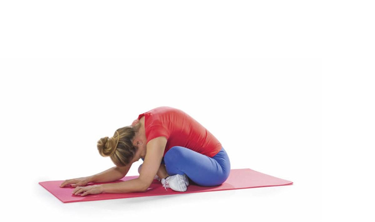 Ejercicios para aliviar tension muscular