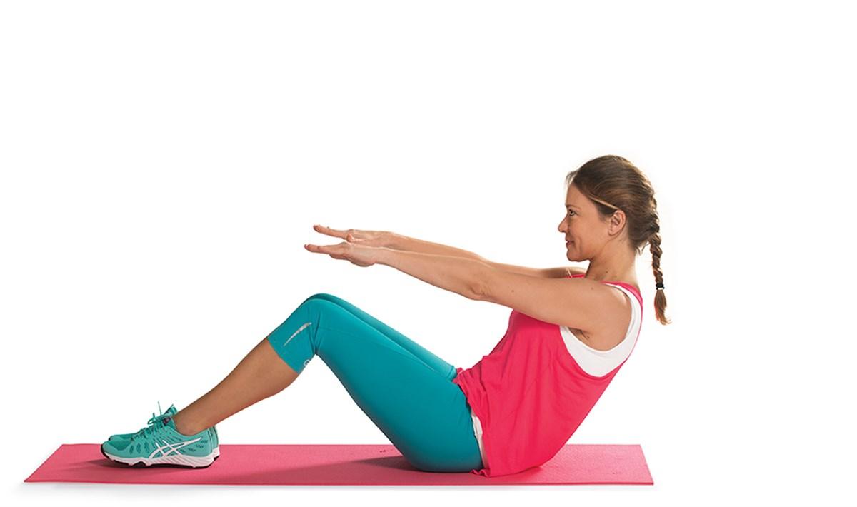 Vientre plano: 9 ejercicios para hacer en casa y eliminar barriga