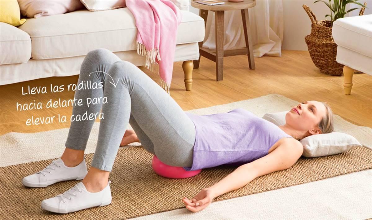 Corrección postural - Magazine cover