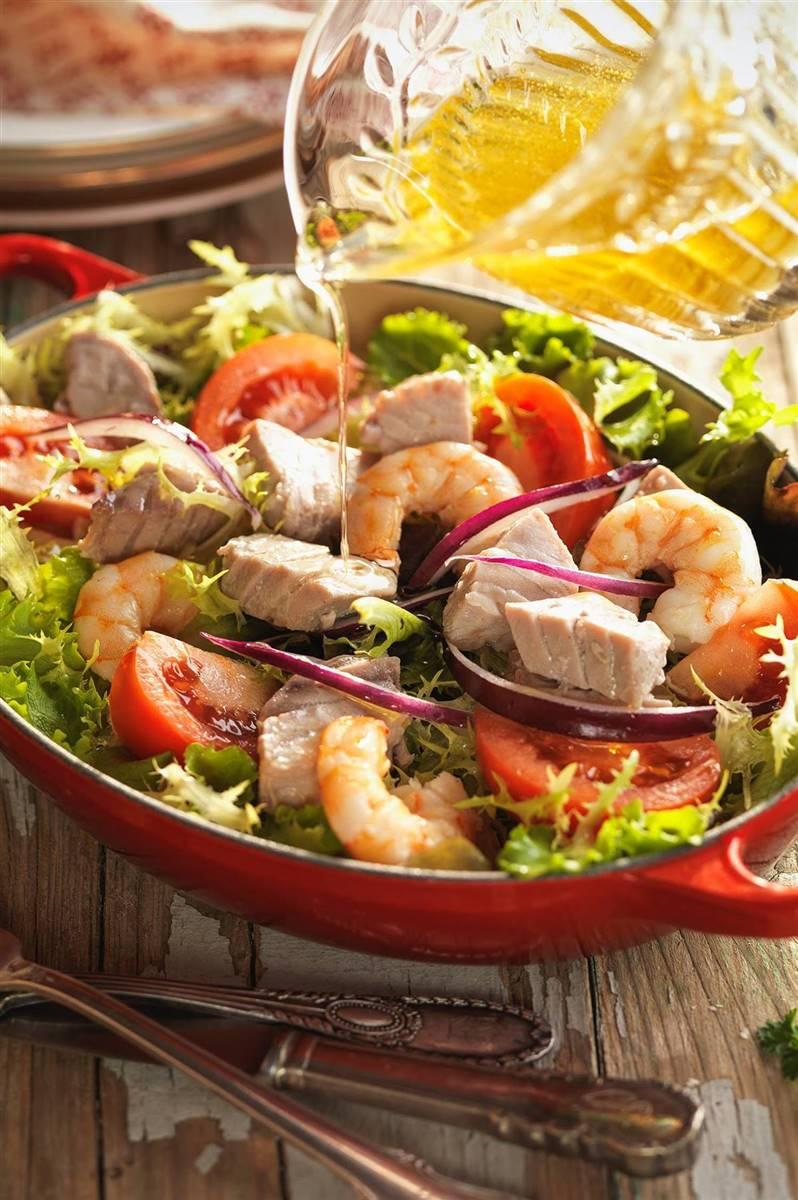 Dieta ensaladas para bajar de peso