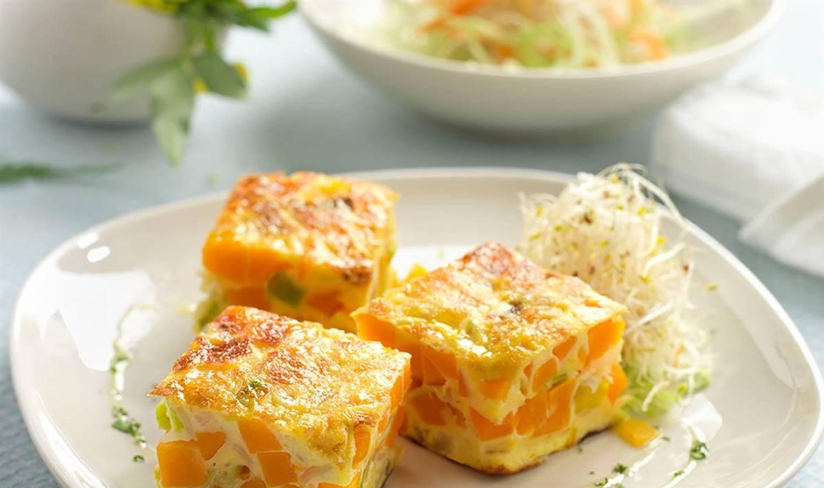Good Tortilla. Una Tortilla... Dulce Y Naranja