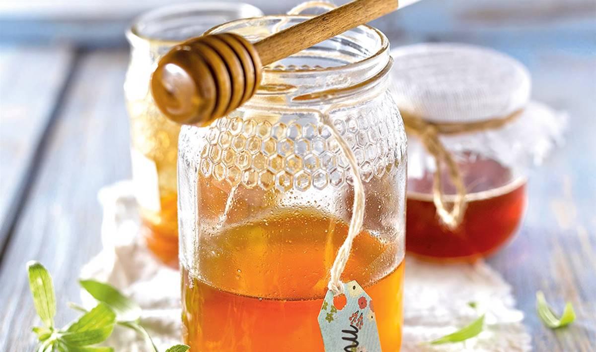 miel saludable para dieta