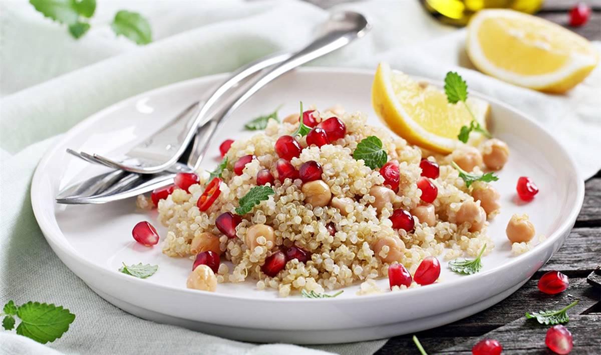 7 alimentos que debes comer si tienes diabetes for Cuisiner quinoa