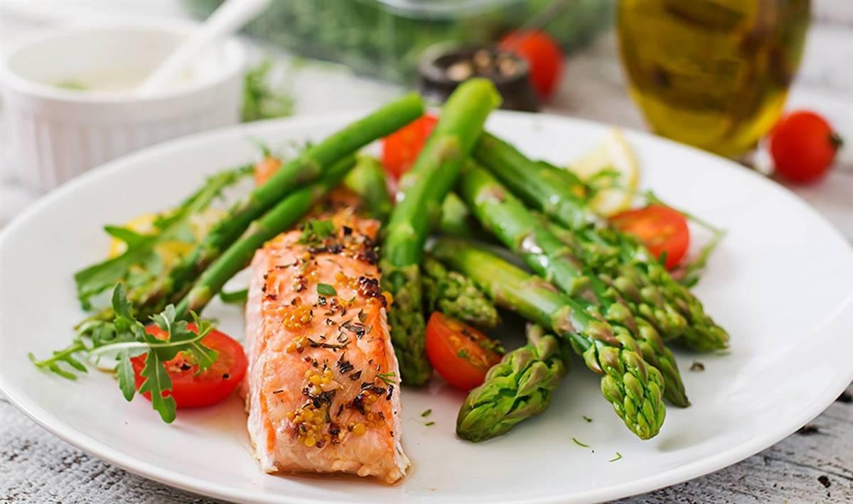 Que alimentos contienen hierro y calcio