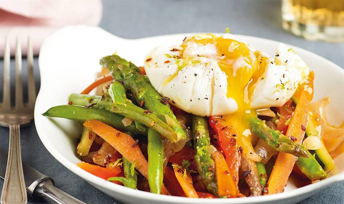 7 Recetas Sanas Y Rápidas Para Cocinar Al Wok